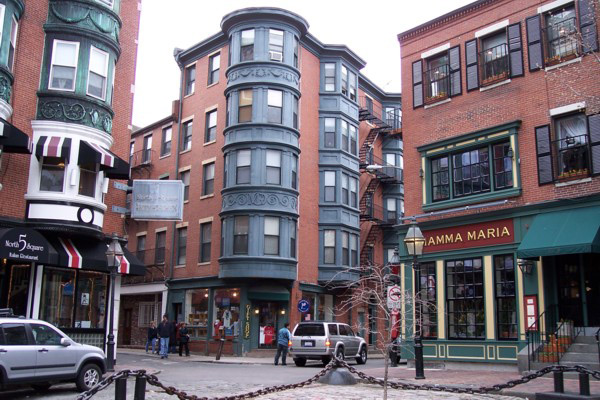 Boston S Little Italy Is One Of The City Oldest And Richest Neighborhoods With More Than 100 Restaurants Coffee A Kind Attractions